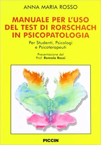 Manuale per l'uso del test di rorschach